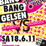 Groove Club Revival Party Poster