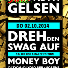 Flyer: Swag me I'm Gelsen Party