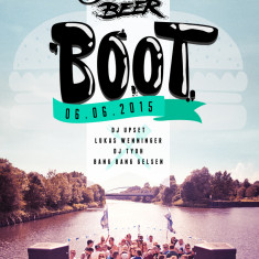 Bang Bang Burgers & Beer Boat Party