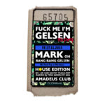 Gelsenkirchen 90s Party Ticket