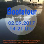 Grubengold-Bootstour-Ticket